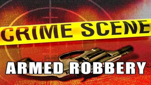 Greenville Police investigating armed robbery