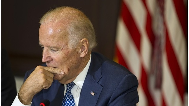 Will he or won't he? Speculation surrounds Vice President Biden
