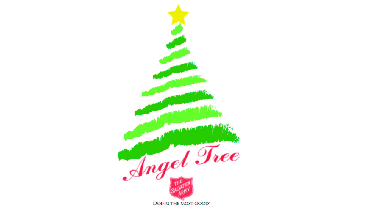 Adopt an Angel with the Salvation Army Angel Tree