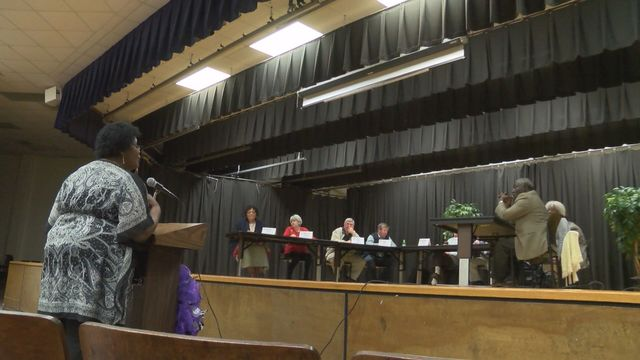 Tempers flare during Martin Co. Board of Ed meeting