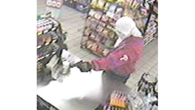Help wanted identifying Jacksonville Circle K armed robbery suspect
