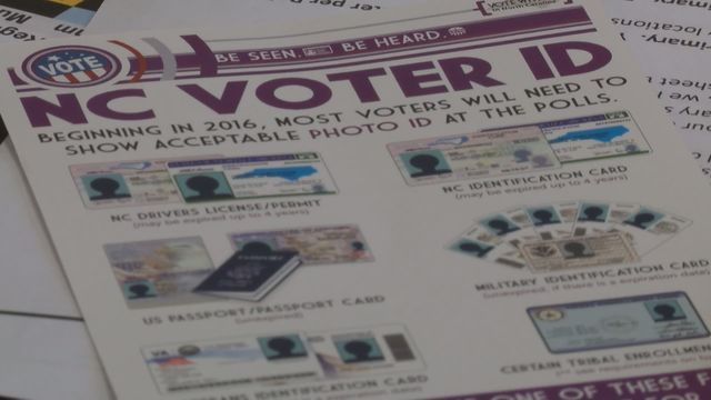Another voter ID law challenge filed in federal court