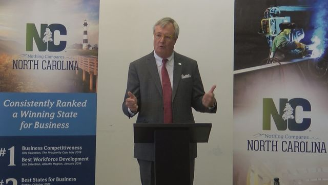 NC Commerce Secretary touts small business importance in