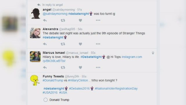 After 'most tweeted debate ever' will social media affect voters?