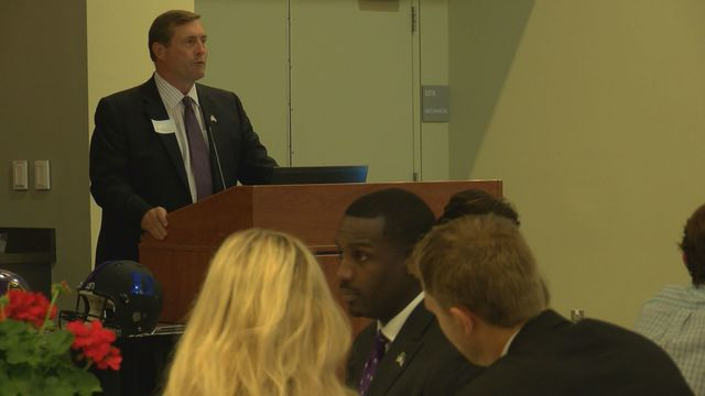 ECU hosts 22nd Annual Bill Dooley Awards Dinner