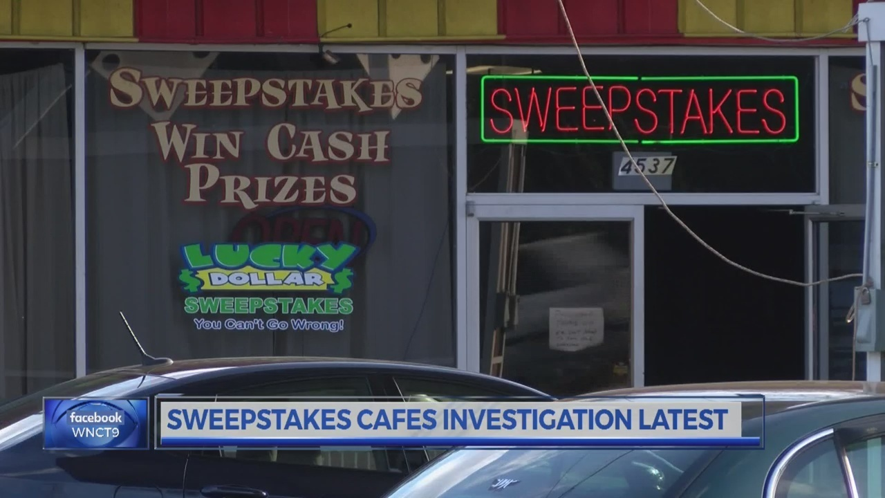 Nc supreme court rulings sweepstakes