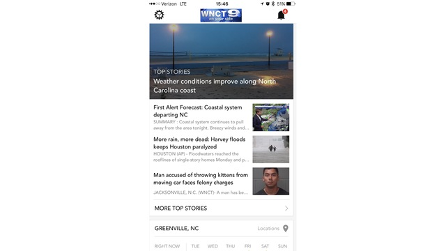 Download the new WNCT9 News App