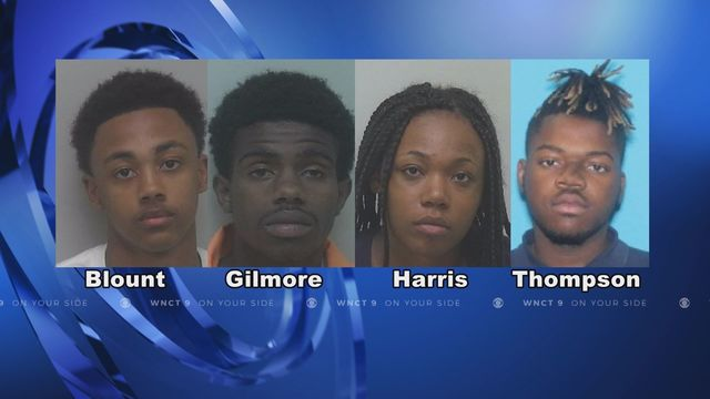 Three arrested, one still wanted, in Beaufort Co. home invasion