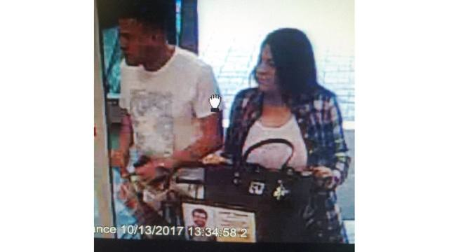 Greenville police looking for three people after wallet stolen at Harris Teeter