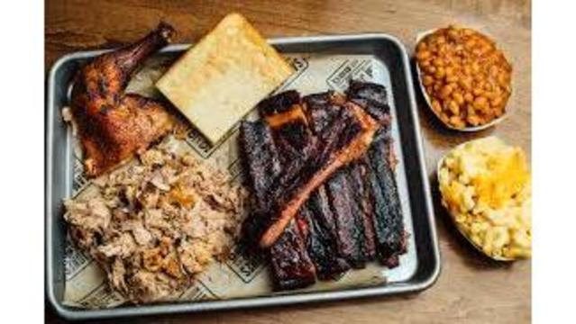'Shop with a Cop' fundraiser takes place at Sam Jones BBQ Tuesday