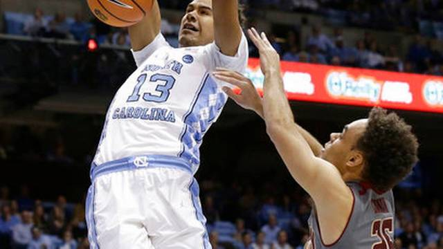 Heels bounce back with big win over Boston College, 96-66
