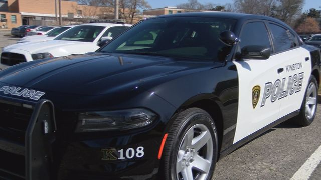 kinston police rebrand department with new cop cars