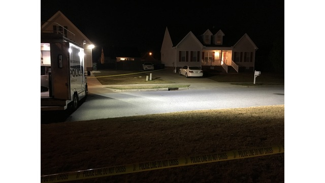 One dead after police-involved shooting near Greenville