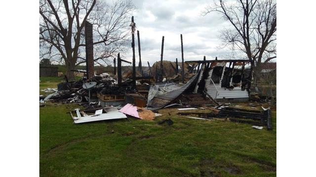 Tyrrell County house fire under investigation