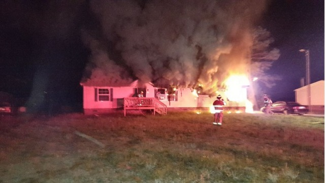 Duplin Co. family survives early morning house fire