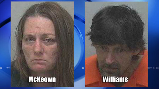 Deputies: Two in Washington charged with heroin trafficking in Beaufort County