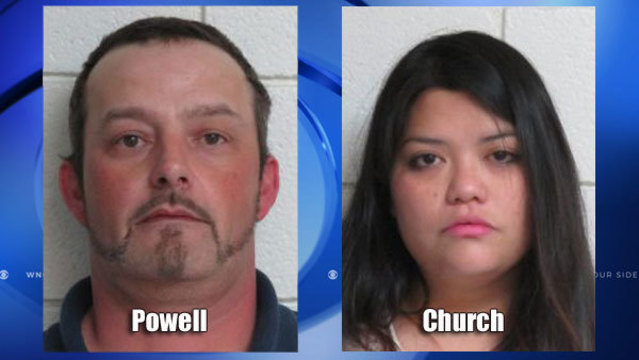 Man and woman arrested after drug sale operation in the Duplin County