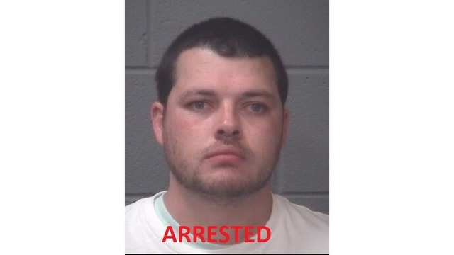 Sneads Ferry man arrested on drug charges while on probation, deputies say