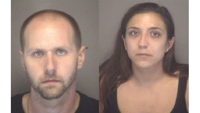 Traffic stop leads to heroin seizure, 2 arrested
