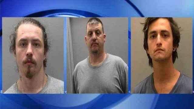 240 bags of heroin seized in Rocky Mount drug bust, 3 arrested