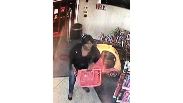 Police trying to ID woman wanted in Jacksonville CVS theft