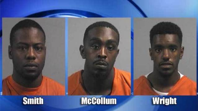 Third suspect charged in connection with murder of 17-year-old in Seven Springs