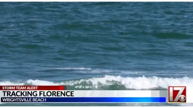 12+ water rescues at Wrightsville Beach as attention stays on Florence