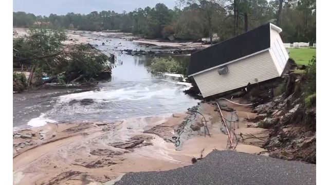 Gov. Cooper: 26 dead in NC due to Florence, 1,100 roads closed, 10,000 in shelters