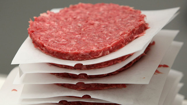 130,000 pounds of ground beef recalled due to possible E. Coli contamination