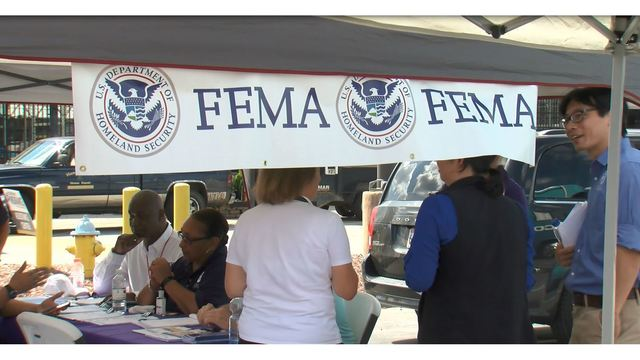 UPDATE: FEMA opens Disaster Recovery Centers across the east