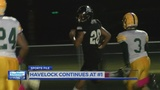 Havelock rolls on at #1 in Touchdown Friday Top 9