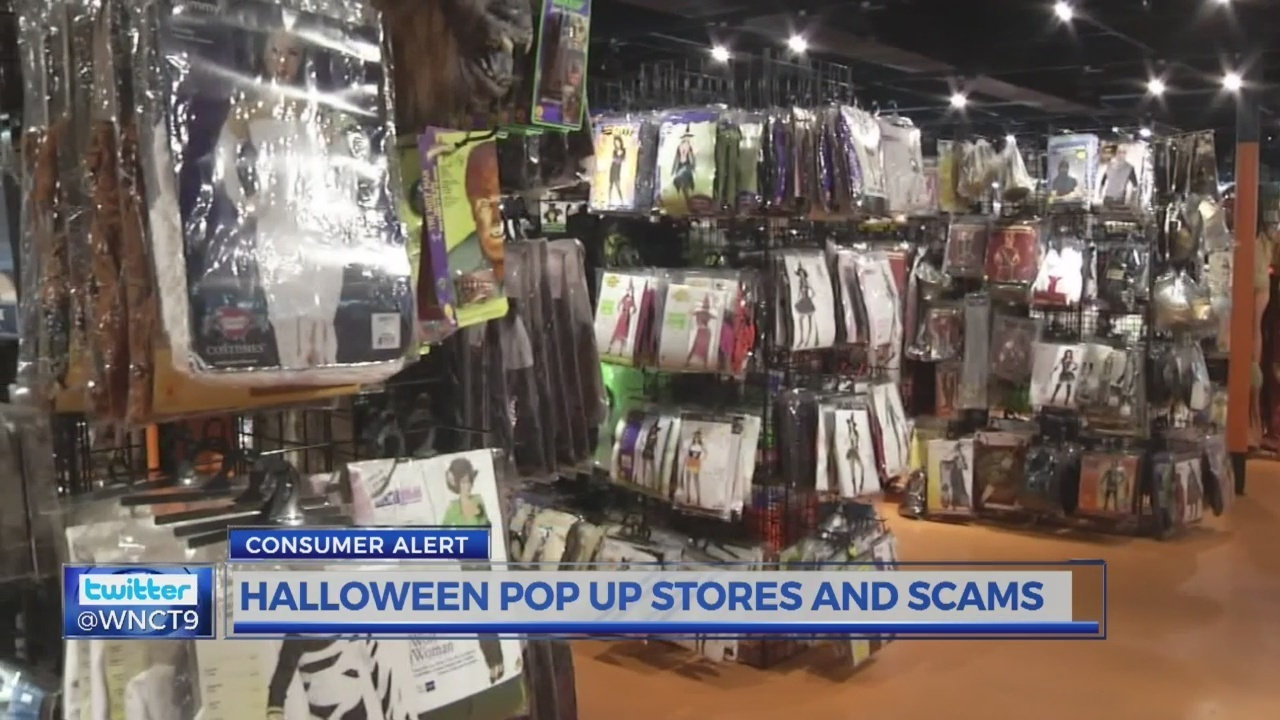 pop-up halloween stores: know before you go bbb warns