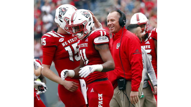 Wolfpack accept invitation to Gator Bowl