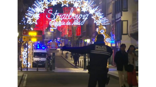 France shooting: Strasbourg death toll rises to 4, officials say