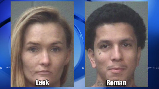 Deputies: 1 arrested, 1 wanted after vehicle break-in in Hubert