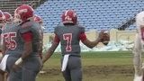 Jacksonville falls to Charlotte Catholic, 17-14 in 3A state championship game