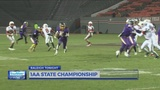 Tarboro makes it back-to-back state titles with 50-10 win over East Surry