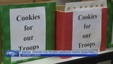 Carteret County Chamber of Commerce collecting baked goods for troops