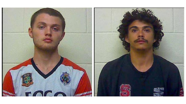 2 arrested after stealing 21 firearms during residential break-in, deputies say