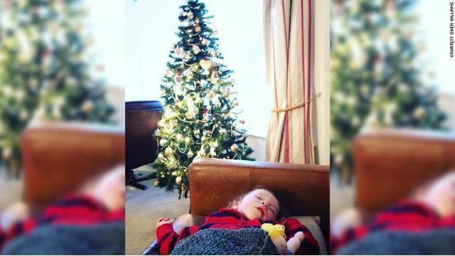 Before he dies, man leaves toddler neighbor Christmas presents for next 14 years