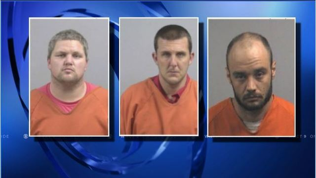 3 men arrested after drugs found in separate traffic stops, deputies say