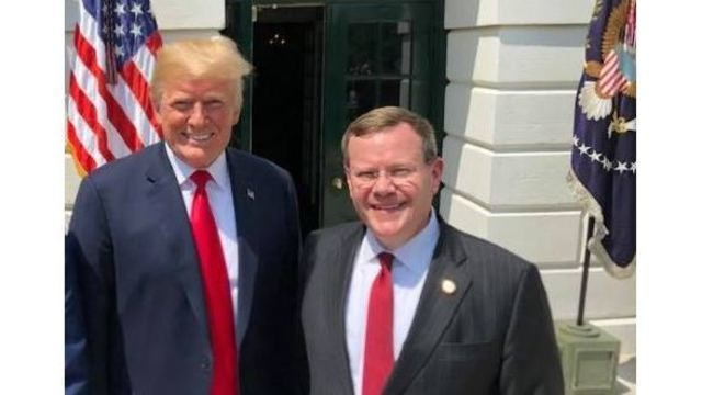 House Speaker Moore invites President Trump to deliver State of the Union in NC