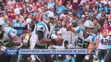 Panthers to play in London next season