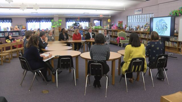 Pamlico County Schools wants to rebuild middle school