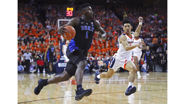 Blue Devils out shoot 'Hoos in 10 point victory