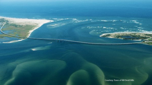 Bonner Bridge replacement finally opening at Outer Banks