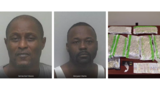 2 men arrested on drug charges in Beaufort County