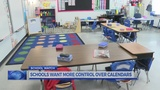 Local school districts seek greater calendar flexibility