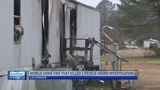 Authorities ID victims of fatal mobile home fire in Lenoir County