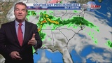 First Alert Weather: Wet pattern continues